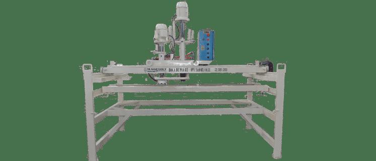 Maquinas para Marmorarias Polibordas bocas de pias